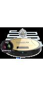 Робот пылесос с камерой  - Умник золотой
